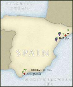 Costa Del Sol Golf Vacation Package   Barcelona Golf   Spain Golf