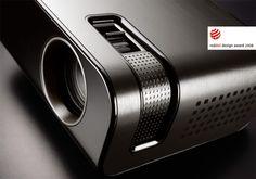 QPT-101 50W Pocket Projector by Vincent Huang at Coroflot.com
