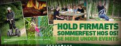 #Teambuilding #Fyn .. Prøv Gorilla Park på #Sydfyn nær #Svendborg og #Odense