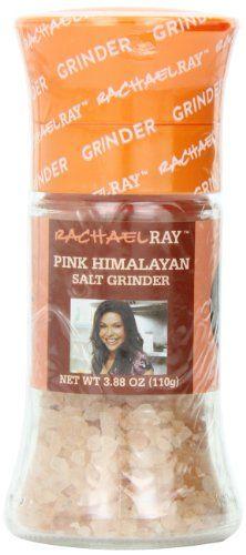 Rachael Ray Fancy Boy Grinders Pink Himalayan Salt, 3.88-Ounce - http://spicegrinder.biz/rachael-ray-fancy-boy-grinders-pink-himalayan-salt-3-88-ounce/