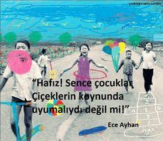 şiir Ece Ayhan