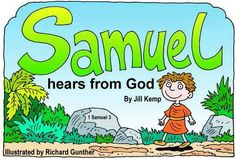 activities for samuel bible story - Google Search