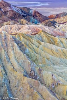 Salt Water Taffy (Death Valley, California) by Michael Lindberg on 500px
