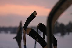 Pond hockey will be on us soon!