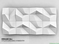 Bildergebnis für origami tile design
