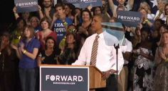 Obama campaign stop in Des Moines, I was here!