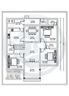 1680 Square Feet Amazing And Beautiful Kerala Home Design Plan 1680 Square Feet Amazing And Beautifu Free House Plans, House Layout Plans, Family House Plans, Modern House Plans, Home Map Design, Home Design Floor Plans, Small House Design, House Floor Plans, 30x40 House Plans