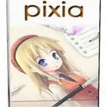 تحميل النسخة الانجليزية من برنامج التصميم الياباني  Pixia 4.79 d