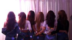 Generation 4 of korean girlgroup from Sm Entertainment. Ulzzang Korean Girl, Ulzzang Couple, Bff Girls, Kpop Girls, Korean Best Friends, Six Girl, Shadow Photos, Friends Moments, Korean Couple