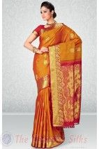 Pure Kancheepuram Silk Saree PSM041