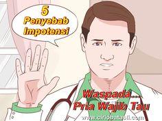 5 Penyebab Impotensi Waspada Pria Wajib Tau