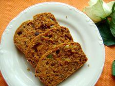 Ciasto na Dzień Mamy - Marchewkowy keks