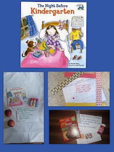 Create a Back to School Book Package  to get your little ones excited about the new school year!