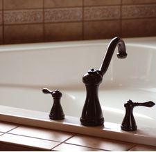 how to replace roman faucet