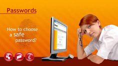 Choosing a safe password
