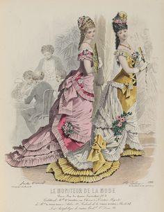 Le Moniteur de la Mode 1877