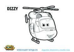 Dibujos Para colorear Super Wings | Manualidades y Actividades Super Wings
