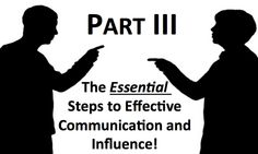 The Final Step in Influencing Others