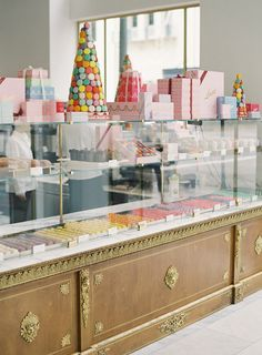 our favorite macrons from bottega louie  Photography: Bryce Covey Photography - brycecoveyphotography.com  Read More: http://www.stylemepretty.com/2013/04/05/wrap-it-up-pretty-smp-living-spotlight-winners/