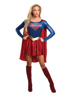 Costume dalla serie TV Supergirl™ per donna 9082ec2d6000