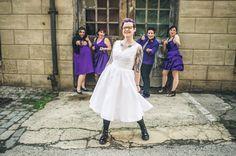 Philadelphia Wedding Photographers: Allebach Photography - Tattooed Bride Eastern State: Keywords: eastern state (2), philadelphia (51), philly (2), prison (2), tattooed bride (28).