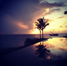 More sunset magic from The Viceroy, Anguilla...