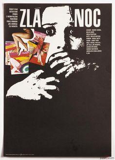 Karel Vaca – Bad Night, 1973