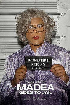 Tyler Perry's Madea Goes to Jail (2009)