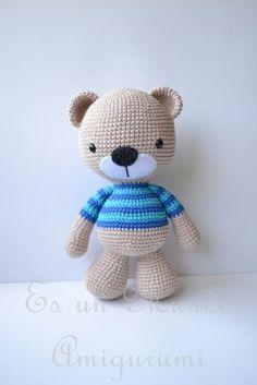 Amigurumi Bear -Free Pattern   Amigurumi Free Patterns   Bloglovin'