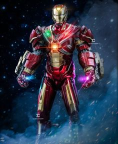 This can be called infinity suit #ironman #marvel #cosplayclass #Avengersinfinitywar