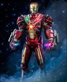 This can be called infinity suit #ironman #marvel #cosplayclass #Avengersinfinitywar Marvel Dc Comics, Marvel Avengers, Ms Marvel, Hero Marvel, Avengers Film, Captain Marvel, Captain America, Thanos Marvel, Iron Man Avengers