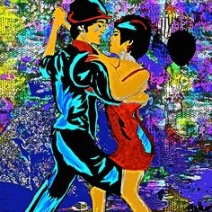 Tango Dance the Tango With Me My Love