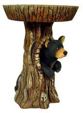 Running Bear, Ceramic Shop, Bear Decor, Rustic Cabin Decor, Camping Gifts, Bathroom Kids, Sculpture Clay, Summer Crafts, Black Bear