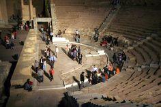 Teatro Romano Basketball Court, Street View, Sports, Romans, Hs Sports, Sport, Exercise