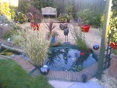 bio-filter diy fish pond make skippys veggy biofilter