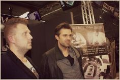 Sergio Herman en Nick Bril op Horeca Expo 2013