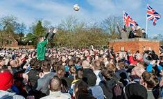 #selfcatering#accommodation #available#Ashbourne#Shrovetide#football#2018