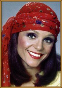 Rhoda Morgenstern  Loved those head scarves! fantastic show !!! what's up nick at night??? bring this back!!