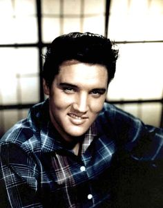 Nice picture of Elvis
