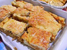 Torta de Frango e Champignon Deliciosa | Quiche de Macaxeira