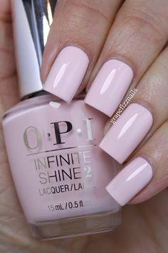 Opi Nail Colors, Spring Nail Colors, Spring Nails, Opi Pink Nail Polish, Gorgeous Nails, Pretty Nails, Nagellack Trends, Nagel Gel, Hot Nails