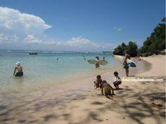 Padan-padang Beach, Bali
