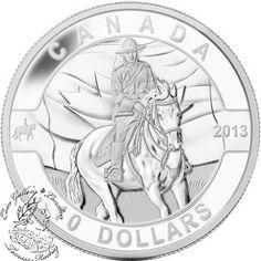 2013 RCM O/'CANADA $10 PURE SILVER SPECIAL EDITION 12 COIN SET