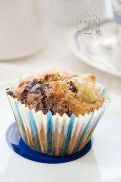 Como preparar unas deliciosas Muffins para acompañar desayunos y meriendas de invierno. La receta nos la trae IN MY LITTLE KITCHEN.