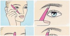 You've Been Shaping Your Brows Wrong Your Whole Life. THIS Is How It's Done!
