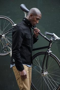 Sportive outdoor gear incorporated into elegant urban wear