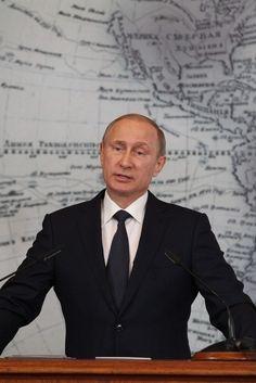 Die 10 Propagandamythen des russischen Präsidenten Wladimir Putin
