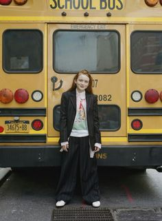 Interview Magazine - Slideshow - Why Sadie Sink is the coolest teen on Stranger Things Red Hair Celebrities, Celebs, Millie Bobby Brown, Stranger Things Max, Interview, Sadie Sink, Zendaya Coleman, Fashion Project, Melanie Martinez