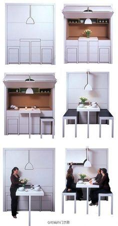 Compact Kitchen di Ilja Oelschlägel | Different Design