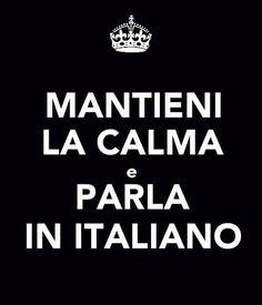 ¿Cuál es tu frase favorita en italiano? Súmate en Facebook, Twitter e Instagram…